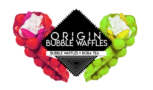 Origin Bubble Waffles, home of Authentic Hong Kong Style waffles in Bandra.