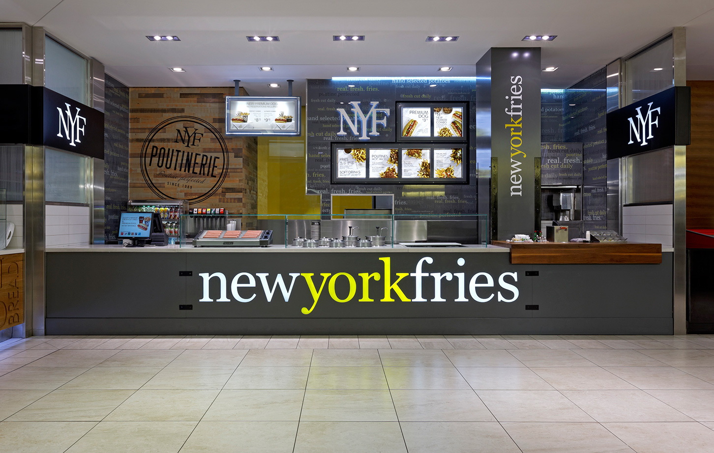 New York Fries to open first franchise in India this summer