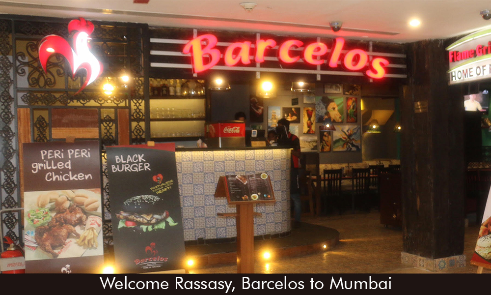 Barcelos to introduce new brand, Rassasy By Barcelos