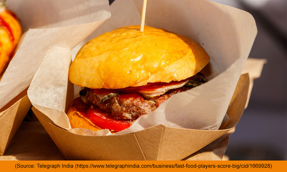 Fast food players see healthy growth